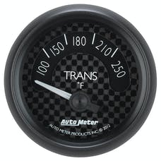 AutoMeter Products 8049 Gauge; Trans Temp; 2 1/16in.; 250deg.F; Elec; GT