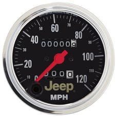 AutoMeter Products 880245 3-3/8 Mechanical 120 MPH Speedometer (like 2492)