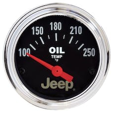 "AutoMeter Products 880429 2-1/16"" Oil Temperature, 100-250 Γö¼ΓûæF,"