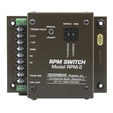 AutoMeter Products RPM2 RPM Activated Switch