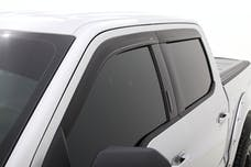 AVS 894044 Ventvisor Low Profile Deflector 4 pc. Smoke