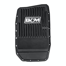 B&M 70394 2009-2019 FORD F150 CAST TRANS PAN, 6R80