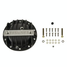 B&M 71502 DIFF COVER-BLACK,GM 8.2, 8.5 & 8.6 10 BO