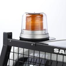 """BACKRACK 41000 Light Bracket 11"""" x 11"""" Base, Safety Rack Universal"""