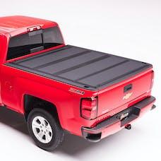 BAK Industries 448121 BAKFlip MX4 Hard Folding Truck Bed Cover, Matte Finish