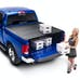 BAK Industries 448207 BAKFlip MX4 Hard Folding Truck Bed Cover, Matte Finish