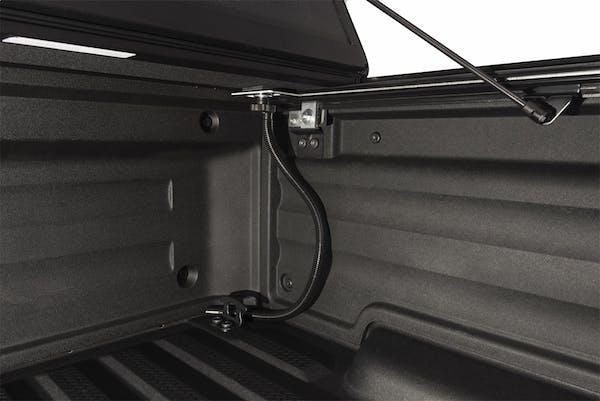 BAK Industries 448227 BAKFlip MX4 Hard Folding Truck Bed Cover, Matte Finish