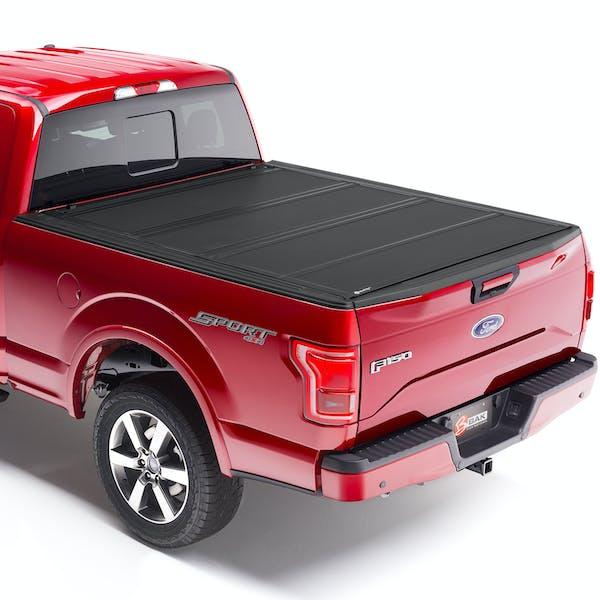 BAK Industries 448327 BAKFlip MX4 Hard Folding Truck Bed Cover, Matte Finish