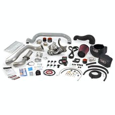 Banks Power 24240 Sidewinder Turbo System; Non-Intercooled; w/AutoMind HH Prgrmr-1999-02 Jeep Wran