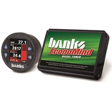 Banks Power 61411 Economind Diesel Tuner w/Banks iDash-1.8-2004-05 Chevy 6.6L; LLY