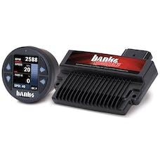 Banks Power 61431 Banks Speedbrake; w/Banks iDash-1.8-2004-05 Chevy 6.6L; LLY
