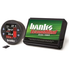 Banks Power 61439 Economind Diesel Tuner w/Banks iDash-1.8 DataMonster-2001-04 Chevy 6.6L; LB7