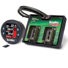 Banks Power 61451 Economind Diesel Tuner w/Banks iDash-1.8 DataMonster-03-07 Frd 6.0 Trk/03-06 Exc
