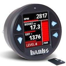 Banks Power 61483 iDash 1.8 DataMonster Upgrade kit; for 2003-12 Cummins Motorhome; SixGun or Econ