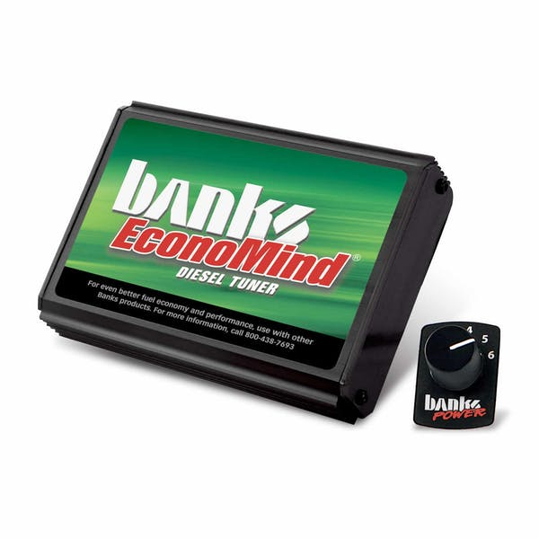Banks Power 63725 Economind; Powerpack W/Switch-2003-05 Dodge 5.9L; All