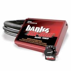 Banks Power 63797 Six-Gun Diesel Tuner; W/Switch-2006-07 Dodge 5.9L; All