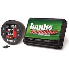 Banks Power 63957 PowerPack; w/Banks iDash 1.8 DataMonster-07-12 Cummins 6.7L ISB-Cr; MH-Pshr-Mid-