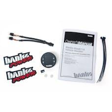 Banks Power 66762 iDash 1.8 DataMonster; Universal CAN; Gauge Expansion Kit
