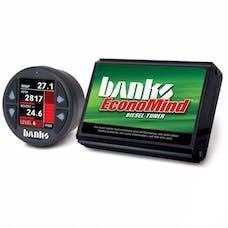 Banks Power 61415 Economind Diesel Tuner w/Banks iDash-1.8-2007-10 Chevy 6.6L; LMM