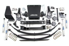 BDS Suspension 181H 4.5in Front/3in Rear Block