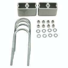 """Belltech 6202 Lowering Block Kit 3"""" with 2 Degree Angle"""