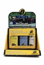 Bestop 11204-00 Bestop Cleaner/Protectant Merchandiser Display