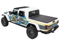 Bestop 16280-35 Jeep Gladiator EZ-Fold Soft Tri-Fold Tonneau Cover