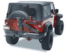 Bestop 42934-01 HighRock 4x4 Rear Bumper