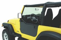 Bestop 51792-01 Jeep CJ5/CJ7/Wrangler YJ/TJ/Scramble Element Door Enclosure Panels