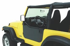 Bestop 51792-01 Jeep CJ5/CJ7/Wrangler YJ/TJ/Scramble Element Door Enclosure Panels