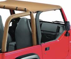 Bestop 52525-37 Header Standard Targa Style Bikini® Top