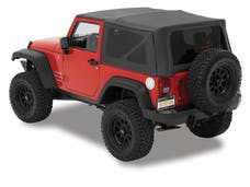 Bestop 54722-35 Jeep Wrangler JK Supertop Soft Top