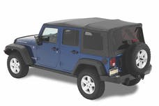Bestop 54723-35 Jeep Wrangler JKU Supertop Soft Top