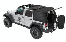 Bestop 54853-17 Trektop Pro Hybrid Soft Top