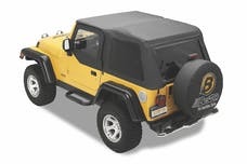 Bestop 56820-15 Trektop Soft Top