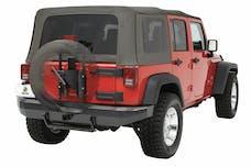Bestop 61961-01 Spare Tire Carrier