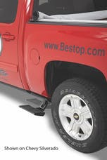 Bestop 75403-15 TrekStep Side Mount Step
