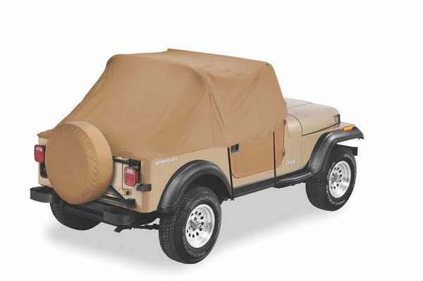 Bestop 81037-37 All Weather Trail Cover