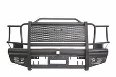 Big Country Truck Accessories 15224T Heavy Duty Front Bumpers