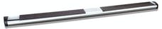 "Big Country Truck Accessories 396876 6"" WIDESIDER Platinum Side Bars - 87"" Long - Polished Stainless Steel"