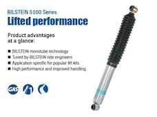 Bilstein 24-239394 B8 5100 (Ride Height Adjustable)-Shock Absorber