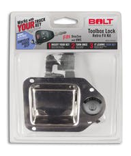 BOLT 7022699 Locking Tool Box Latch