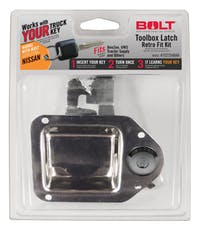 BOLT 7023548 Locking Tool Box Latch