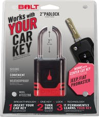 BOLT 7032288 Padlock Center Cut