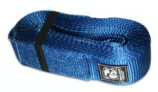 """Bulldog Winch 20031 Recovery Strap 4"""" x 30ft, 40,000lb BS polyester"""