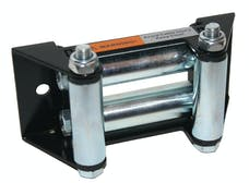 Bulldog Winch 20055 Roller Fairlead, ATV with 122.5mm mount