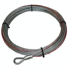 Bulldog Winch 20250 Wire Rope for 15022 6k 6.4mmx55'