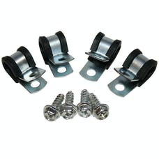 "Bulldog Winch 20272 P-Clamps, 1/2"" set of 4 fits 2ga"