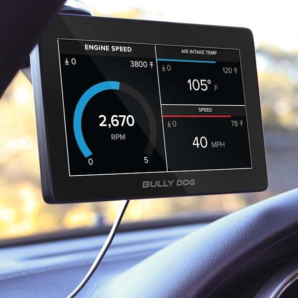 Bully Dog 40460B Performance Tuner/Gauge Monitor