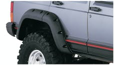Bushwacker 10036-07 Cut-Out Style Jeep Fender Flares, 2pc